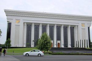 בנין הפרלמנט בטשקנט