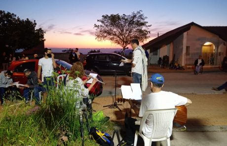 תפילות רחוב- בימי קורונה / סימה שי