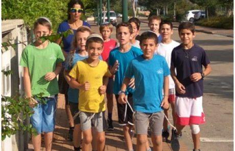 """מיזם חדש בביה""""ס הממלכתי-דתי מורשת – אימוני ריצה"""