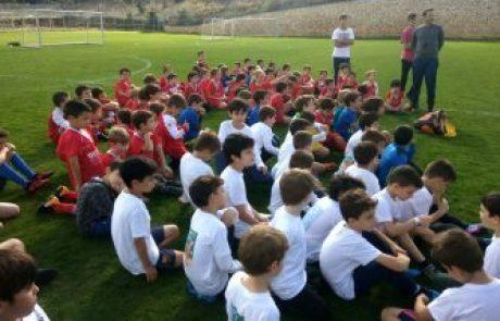 טורניר כדורגל של ילדי כיתות א'- ב'