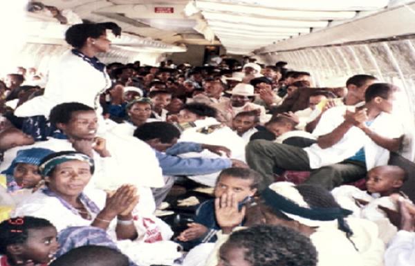 סיפור עלייתם של יהודי אתיופיה לירוסלם