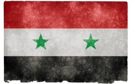 סוריה בפתחה של שנת 2018 –סוריה המפולגת חובקת טלאים וקרעים